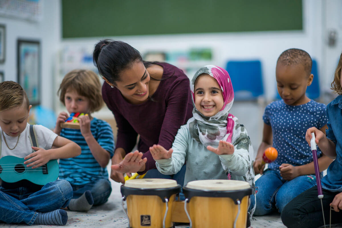language classes toddlers manchester