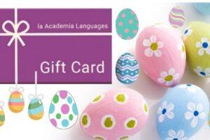 La Academia wc 29.3.21 Gift Vouchers