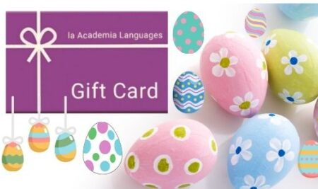Language Learning Gift Vouchers: An Eggstra Special Easter Gift