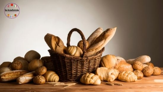 Different bread types that cause confusion for learning English as a foreign language
